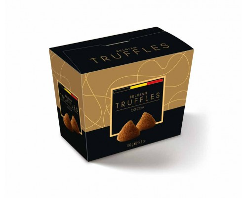 Belgian Truffles Трюфели со вкусом какао (cocoa) 150г