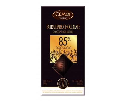 Семуа горький шоколад  85% 100гр