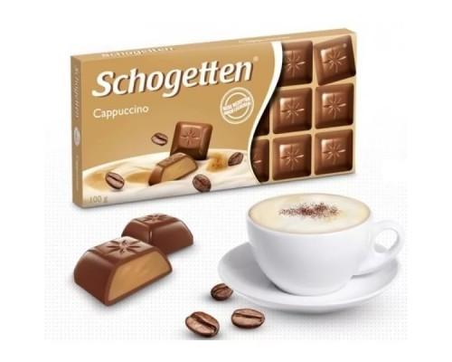 Шогеттен Молочный шоколад с капучино 100гр