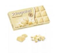 Шоколад Schogetten Белый 100гр