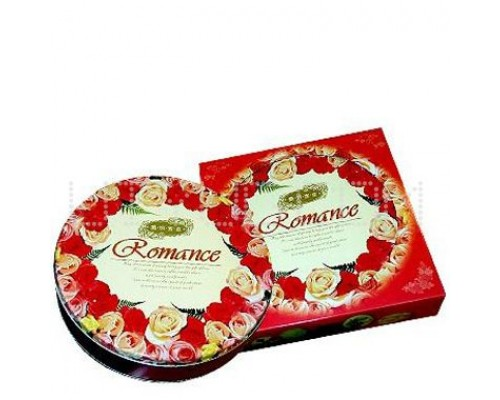 Татава Романс печенье 600 гр шоколад.крошка, ананас