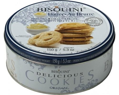 Бисквини печенье сдобное ассорти 150 гр