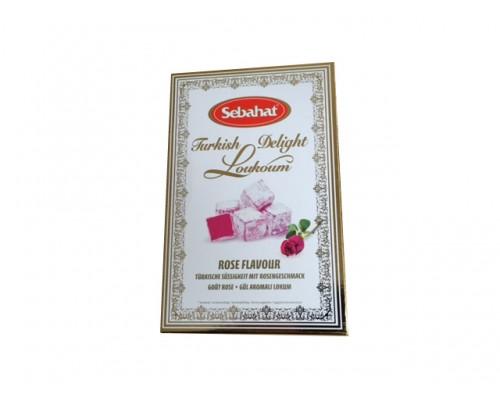 Себахат Рахат-лукум  со вкусом розы 250г
