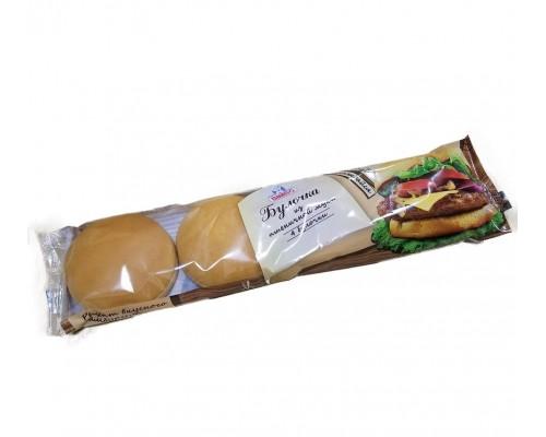Булочка для Гамбургера  Ист Болт Рус из пшеничной муки  (4шт по 60гр)  240гр[1/12шт]