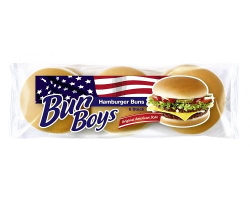 Булочка для Гамбургера  Bun boys  ( 6шт по 50гр)  300гр[1/9шт]