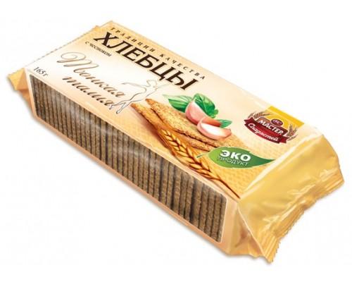 Хлебцы Тонкая талия Мастер Сладостей  с чесноком 165гр
