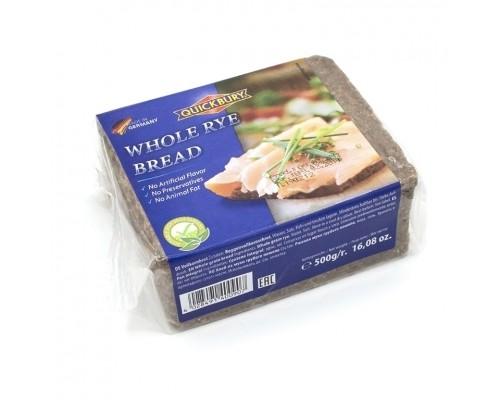 Хлеб Quickbury Vollkorn (цельнозернистый) 500гр.