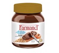 Шоколадная паста Farmand с кунжутом 330гр