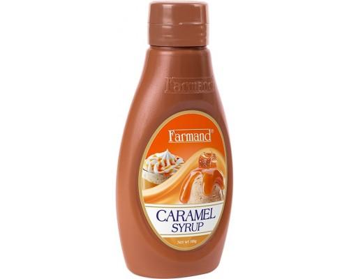 Карамельный сироп Farmand 500гр