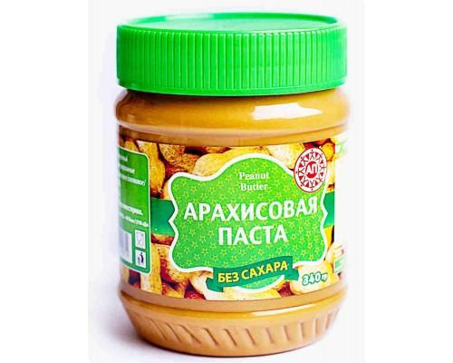 Арахисовая паста без сахара 340гр