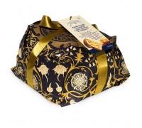 Пасхальный кулич итальянский  PANETTONE VALENTINO с изюмом и консервированными фруктами 1000г