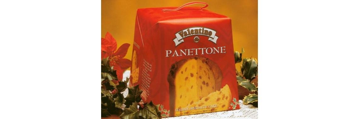 Скоро в продаже! Пасхальные куличи(Panettone) VALENTINO, Италия