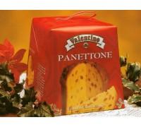 Рождественский кулич Panettone VALENTINO с изюмом и цукатами  1000г