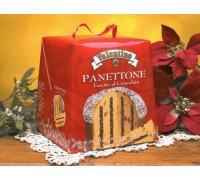 Кулич пасхальный Panettone VALENTINO с шок.кремом VALENTINO 750г