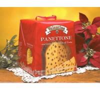 Пасхальный кулич итальянский панеттоне с кусочками шоколада VALENTINO 750г
