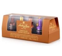 Ассорти шоколадных конфет  ANTHON BERG с алкогольной начинкой со вкусом кофейных ликеров 125 гр