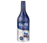 """Шоколадные конфеты с алкогольной начинкой Baltyk """"Водка""""  (ж/б) 120гр"""
