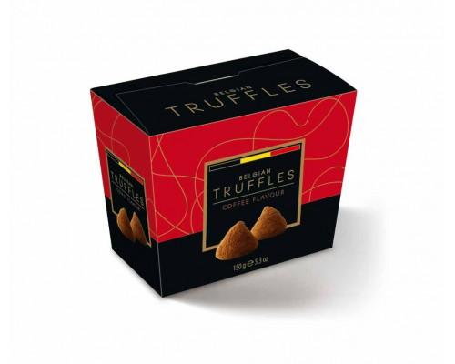 Belgian Truffles Трюфели  со вкусом кофе (coffee flavour) 150г