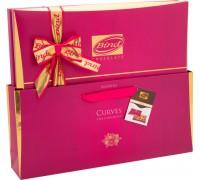 """Шоколадных конфеты Bind  """"Экслюзив розовый"""" 320гр"""
