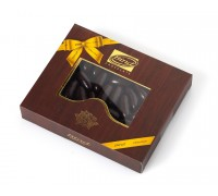 """Шоколадное драже BIND """"Апельсиновая цедра в темном шоколаде"""" 100 гр."""