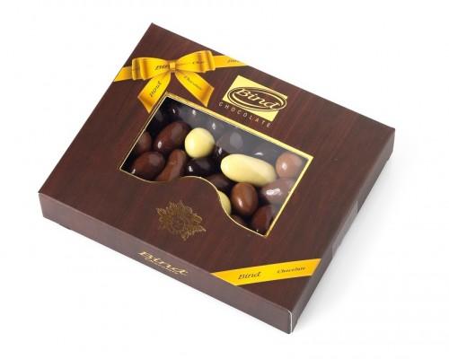 """Шоколадное драже BIND """"Ассорти микс шоколад"""" 100 гр."""