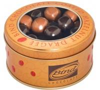 """Шоколадное драже BIND """"Фундук в шоколаде"""""""" 125гр в жести"""