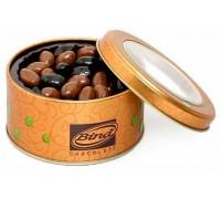 """Шоколадное драже BIND """"Кофе в шоколаде"""" 125гр в жести"""