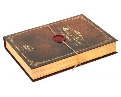 """Шоколадных конфеты Bind   """"Книга любви""""  225 гр."""
