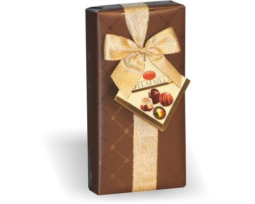 Шоколадные конфеты DELAFAILLE Пралине ассорти Braun100 гр