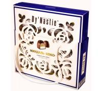 Шоколадные конфеты  Dy'Nastie Миндаль-Кокос сумочка 170гр
