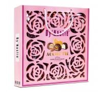 Шоколадные конфеты  Dy'Nastie  ROSE Ассорти сумочка 210 гр