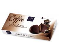 Шоколадные Медальоны с кофейной начинкой 145 гр