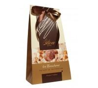 Шоколадные трюфели DULCIOLIVA  с нугой 160г (Tiffany)