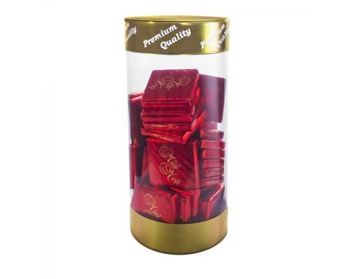 Конфеты с охлаждающим эффектом Eichetti «Mini Noir Confect» со вкусом темного шоколада 200г
