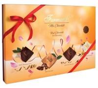 """Шоколадные конфеты ассорти Farmand """"REGALO"""" 222гр в сумочке"""