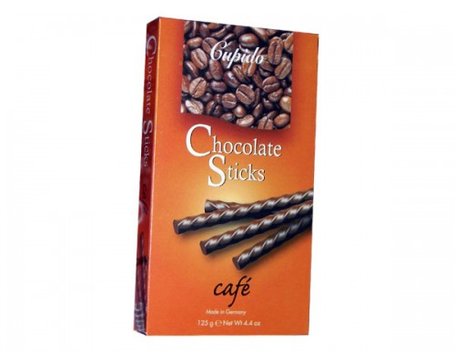 Гамлет Купидо Шоколадные палочки с кофе 125 гр