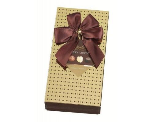 Гамлет Имидж шоколадные конфеты ассорти коричневые 125 гр