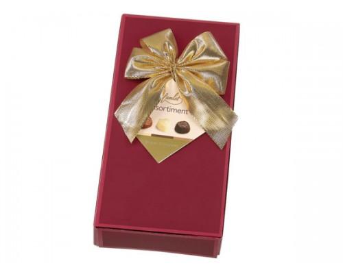 Шоколадные конфеты Hamlet Экселент  ассорти бордовая 125 гр