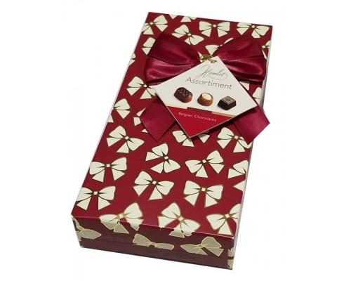 Шоколадные конфеты Hamlet Гифти Лайн  ассорти красная 125 гр