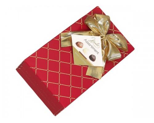 Гамлет Честерфилд шоколадные конфеты ассорти красная 125 гр