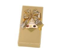Шоколадные конфеты Hamlet Экселент ассорти золотая 125 гр
