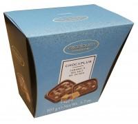 Шоколад мини Hamlet ЧОК ПЛЮС   с карамелью и солью 107 гр