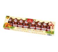 "Карстенс Шоколадные фигурки  ""Дед Мороз""  с классич.марципан.нач. 100 г."