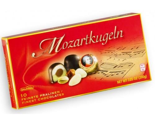 Шоколадные конфеты  Моцарт  200гр