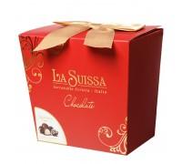Шоколадные конфеты La Suissa Сундучок с бантом  450 гр