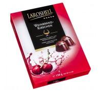 Шоколадные конфеты Laroshell бренди и вишня, 150г