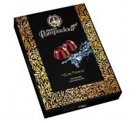 Шоколадные конфеты Madame Pompadour Джин со вкусом тоника 150г