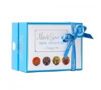 Mark Sevouni Лаундж Коллекция шоколадных конфет сундучок 140гр