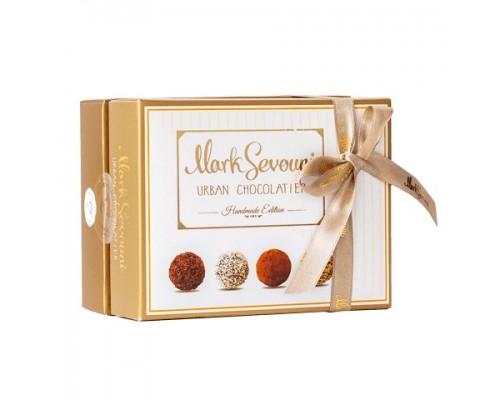 Mark Sevouni Авангард Коллекция шоколадных конфет сундучок 140гр