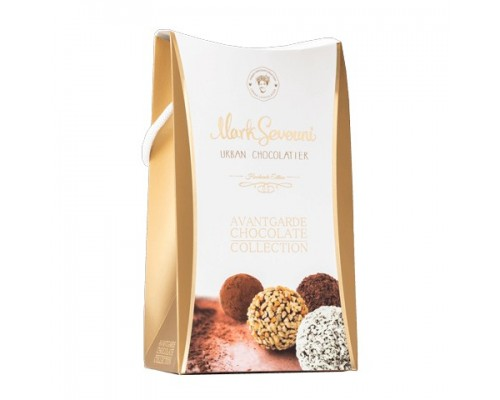 Коллекция шоколадных конфет Mark Sevouni Авангард  в сумочке 185гр